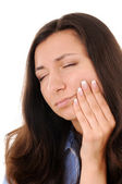 Toothache — Stock Photo