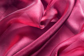 Fabric silk texture — Stock Photo
