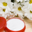 Stock Photo: Cosmetic moisturizing cream