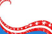 Amerikan — Stok Vektör