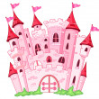 Royalty-Free Stock Vector Image: Castle