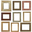 Frames — Stock Photo