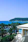 View to Beautiful sea coast — Stock Photo