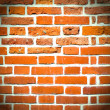 Closeup of brick wall — Stock Photo #3340593