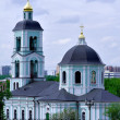 Famous Russian church - Foto de Stock