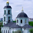 Famous Russian church - Stock Photo
