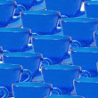 Stock Photo: Blue teacup.