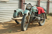 Old motorcycle. — Stock Photo