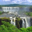 Iguazu waterfalls - Stock Photo