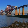 Stock Photo: Forth Road Bridge, Scotland