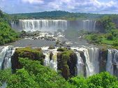 Iguazu waterfalls — Stockfoto