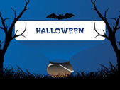 Abstract halloween series5 design1 — Stock Vector