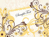 Creative artwork background — Stock Vector