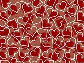 Valentine wallpaper — Stock Vector