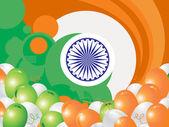 Celebracja dzień Republiki Indii — Wektor stockowy