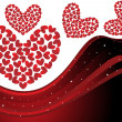 Royalty-Free Stock 矢量图片: Vector illustration for valentine day