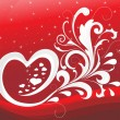 Vector illustration for valentine day — Vector de stock #2917742