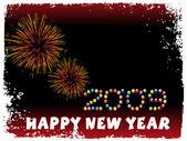 New year 2009 banner, design25 — Stock Vector