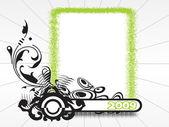 New year 2009 banner, design48 — Stock Vector