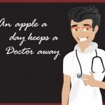 Illustration of medical background — Stock Vector #3035868