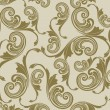 Royalty-Free Stock Immagine Vettoriale: Floral pattern background