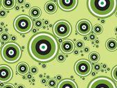 Illustration of stylish pattern — Stock Vector