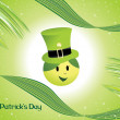 St. patrick's day illustration — Stock Vector #3074241