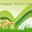 Illustration for patrick day — Vector de stock #3092192