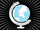 壁纸,全球背景 — 图库矢量图片