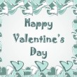 Vector illustration for valentine day — Vector de stock #3111307