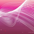 Vector motion wave design — Stock Vector