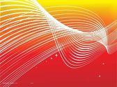 Vector motion wave design — Stockvektor