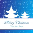 Background for merry christmas day - Imagens vectoriais em stock