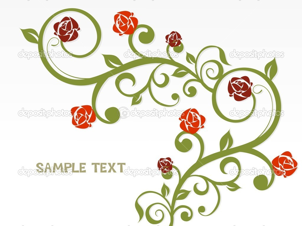Sample Text Wallpaper Sample Text — Vector by