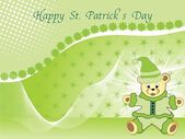 Illustration for st patrick day — Stok Vektör