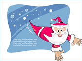 Illustration for christmas day — Stock Vector