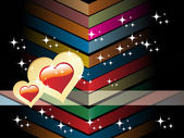 Wallpaper per san valentino — Vettoriale Stock