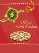 Illustration for rakshabandhan — Cтоковый вектор