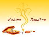 Illustration for rakshabandhan — Wektor stockowy