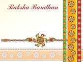 Illustration for rakshabandhan — Stock Vector