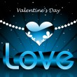 Royalty-Free Stock Vectorielle: Beautiful illustration for valentine day