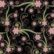 Royalty-Free Stock Imagen vectorial: Abstract pattern background