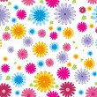 Seamless pattern background — ストックベクター #3954011
