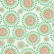 Seamless pattern background — ストックベクタ