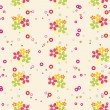 Stok Vektör: Seamless pattern background
