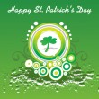 illustration for happy st patricks day — Stock Vector #4041521