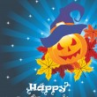 Illustration for happy halloween celebration — Stock Vector #4062631