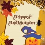 Illustration for happy halloween celebration — Stock Vector #4062647