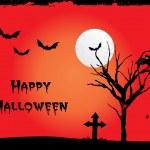 Illustration for happy halloween celebration — Stock Vector #4062698