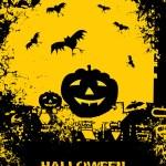 Illustration for halloween — Stock Vector #4062887